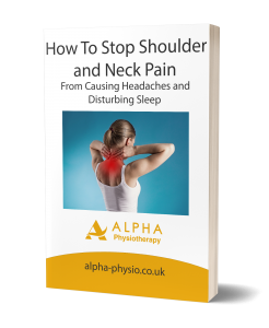 How to Stop Neck and Shoulder Pain eBook