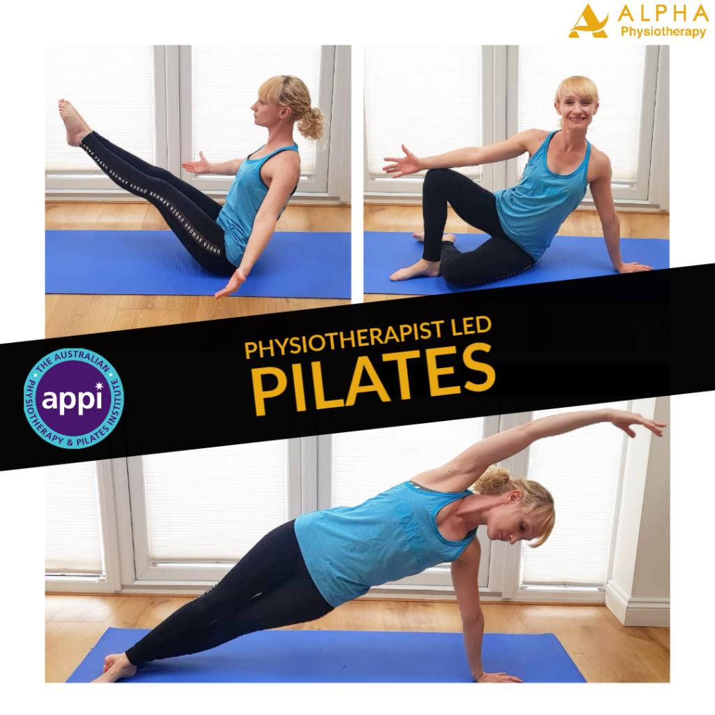 Physiotherapist Led Pilates