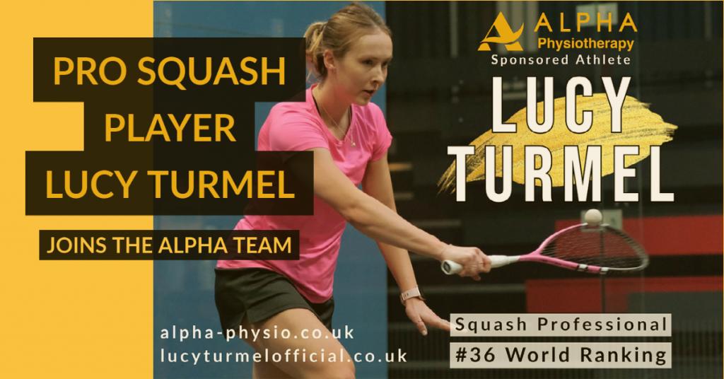 Lucy Turmel Joins Alpha